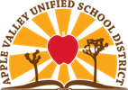 Apple Valley Unified's Logo