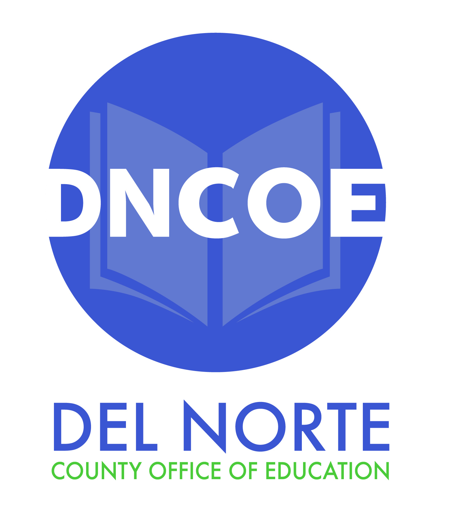 Del Norte County Office of Education's Logo