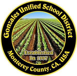 Gonzales Unified's Logo