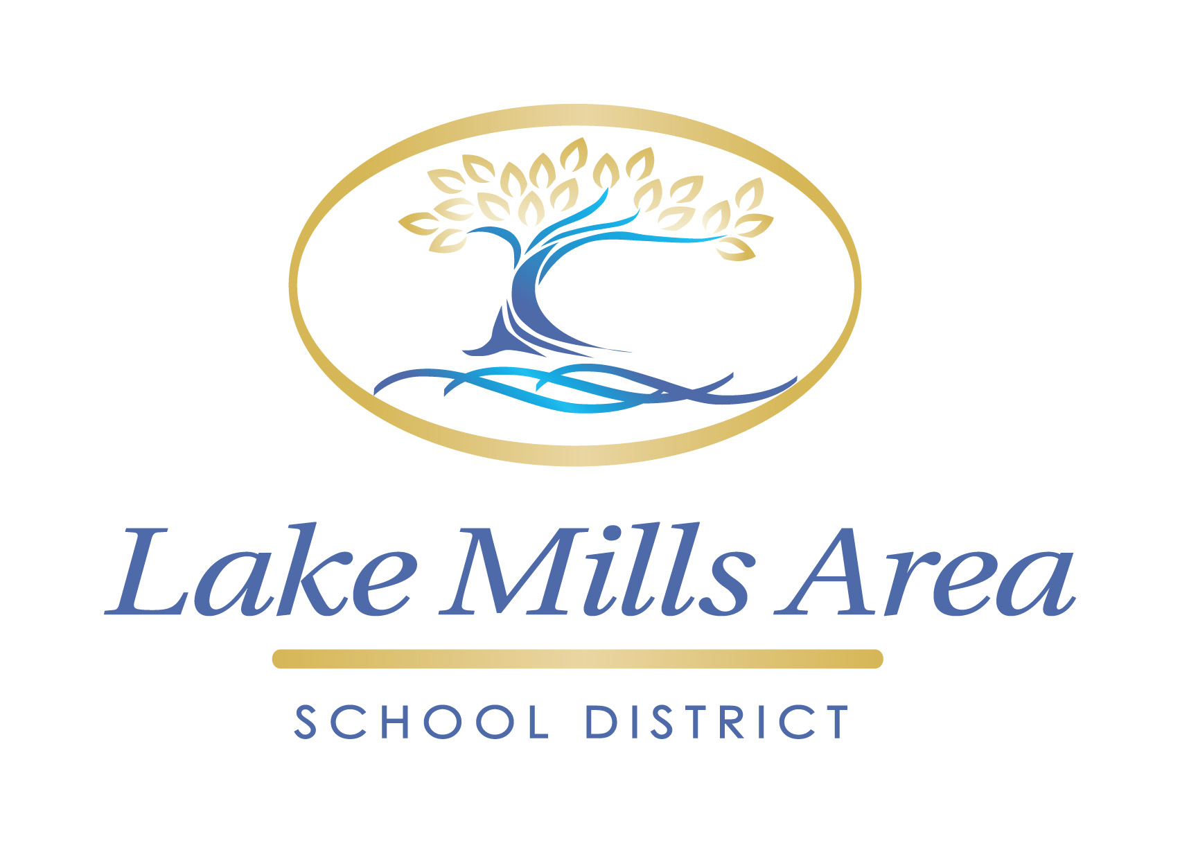 Lake Mills Area School District's Logo