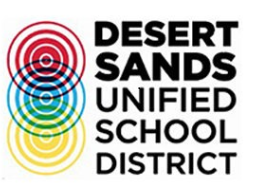 Desert Sands Unified's Logo