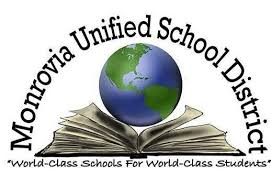 Monrovia Unified's Logo
