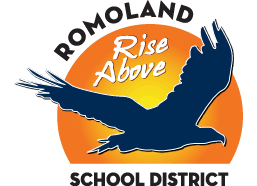 Romoland Unified School District's Logo