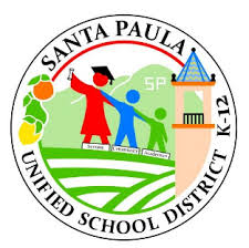 Santa Paula Unified's Logo