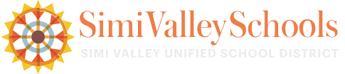 Simi Valley Unified's Logo