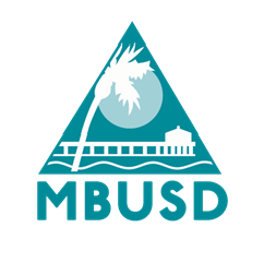 Manhattan Beach Unified's Logo