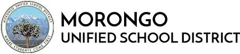 Morongo Unified's Logo