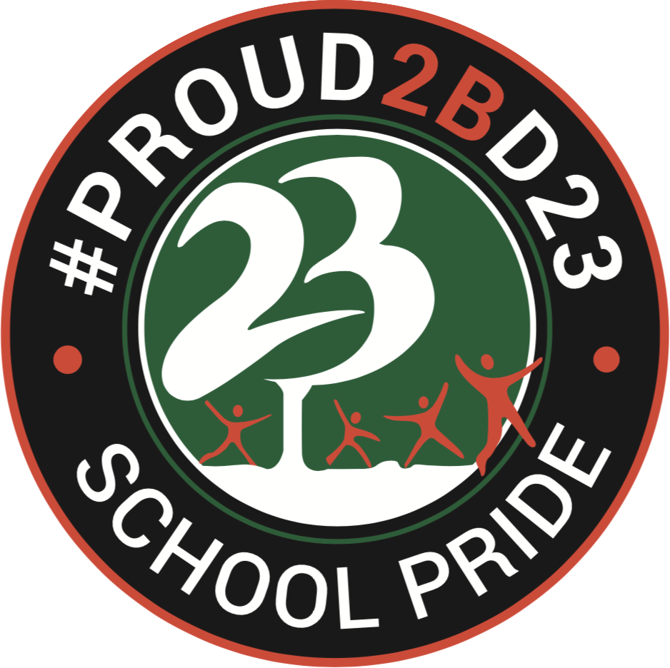 Prospect Heights School District 23's Logo