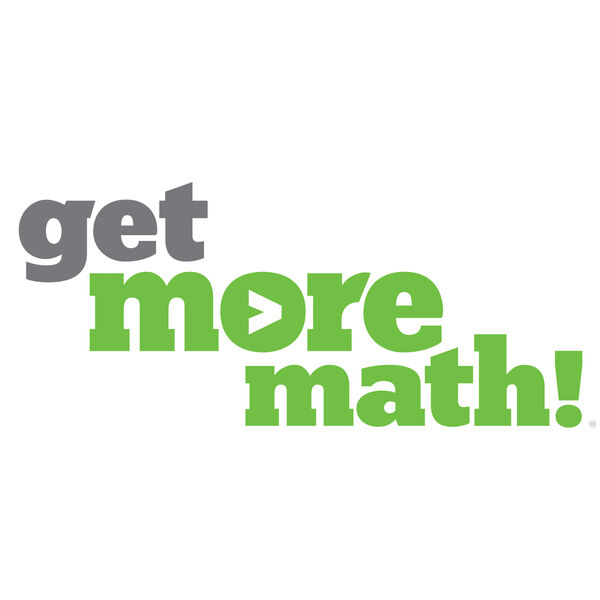 Get More Math's Logo