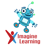 Imagine Language & Literacy's Logo