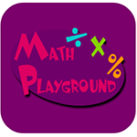 Math Playground/Paid program's Logo