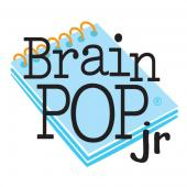 BrainPOP Jr.'s Logo