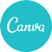 Canva's Logo