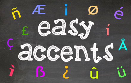 Easy Accents's Logo