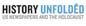 History Unfolded's Logo